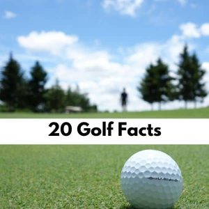 20 Golf Facts