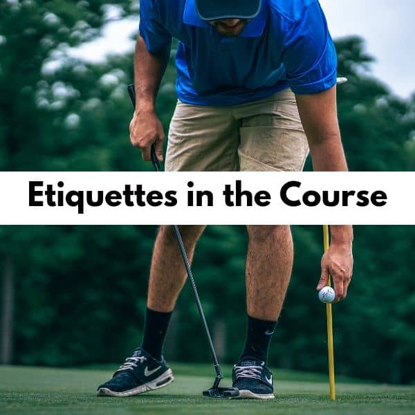 Etiquettes in the Course