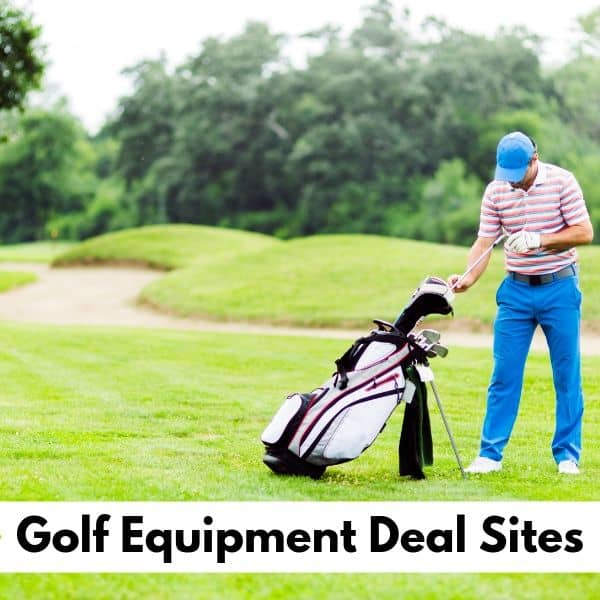 Golf Equipment Deal Sites