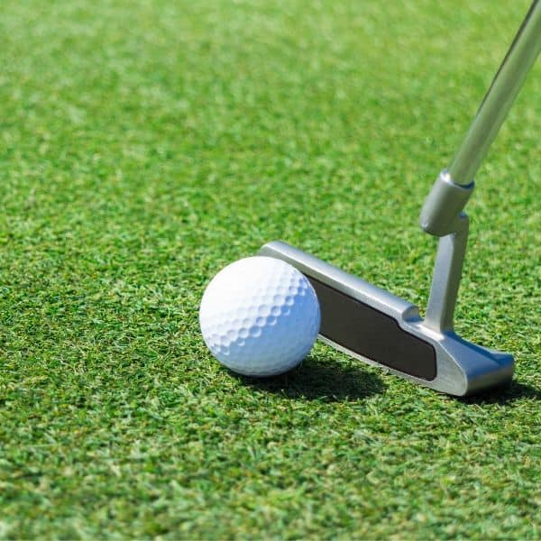 How to Make a Proper Putt in Golf