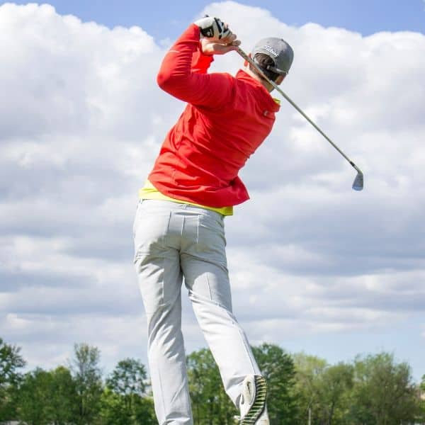 How To Stop Hitting the Ball Fat