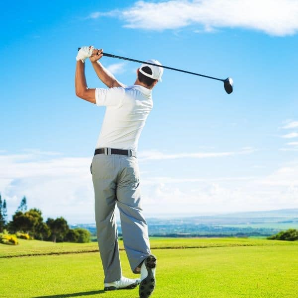 How to Hit the Golf Ball Farther Thumbnail
