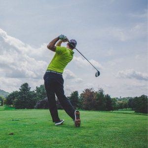 How to Make a Backswing